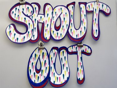 2 week of Shoutouts for your site