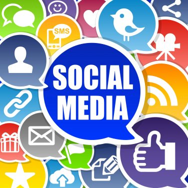 I'll promote 4 items for 7 days on Social Media Outlets