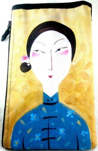 iPurse -Tai Tai Blue-Pouch/Wallet/ Phone case/evening purse