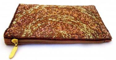 iPurse® -Half Circle Gold-Pouch/Wallet/ Phone case/evening purse