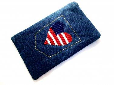 iPurse® Purse/Wallet/Pouch - USA -Wallet/ Phone case/Wallet/Evening purse/Pouch