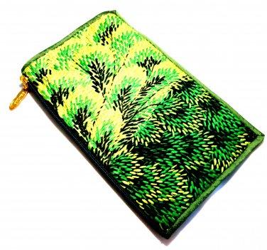 iPurse® Phone Case-Purse- Leaf-Wallet/Pouch / Phone case/Wallet/Evening purse/Pouch