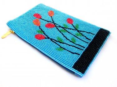 iPurse® Purse/Wallet/Pouch -Acqa Garden/ Phone case/Wallet/Evening purse/Pouch
