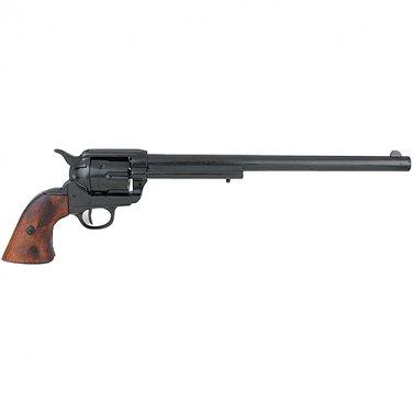 Wyatt Earp Buntline Replica Pistol colt 1873 Non Firing Prop Tombstone