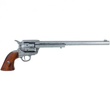 Wyatt Earp Buntline Replica Pistol colt 1873 Non Firing Prop Tombstone Antique