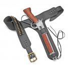 Mare's Leg Prop Gun PLUS Leather Holster