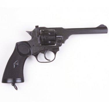 Webley Replica Pistol Revolver Indiana Jones Prop Gun Lawrence Arabia English