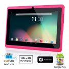 Dragon Touch® 7'' Pink Dual Core Y88 Google Android 4.1 Tablet PC