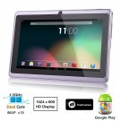 Dragon Touch® 7'' Purple Dual Core Y88 Google Android 4.1 Tablet PC