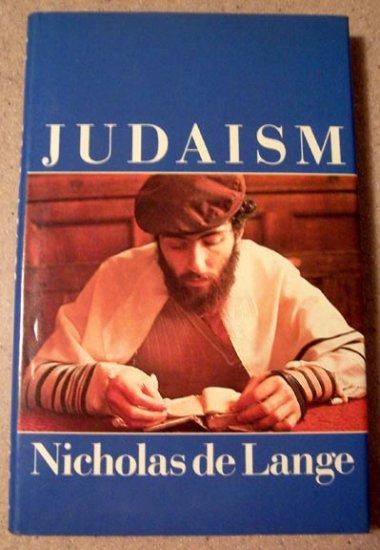 Judaism by Nicholas de Lange