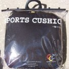 Sports Cushion Body Warmer Black NEW