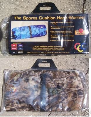 The Sports Cushion Hand Warmer Camo NEW