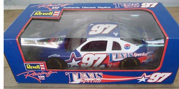 1997 Revell Racing NASCAR #97 Texas Special 1:24