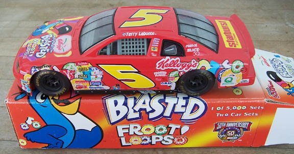 1998 Racing Champions NASCAR Terry Labonte #5