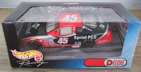 1999 Hot Wheels NASCAR Adam Petty #45 Sprint PCS