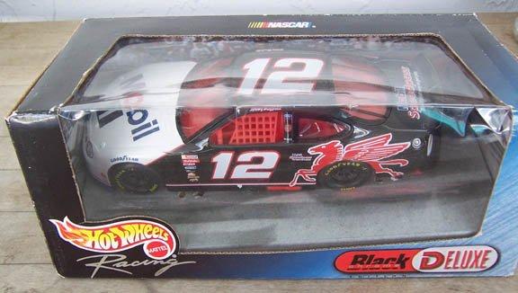 1999 Hot Wheels NASCAR Jeremy Mayfield #12 Mobil 1