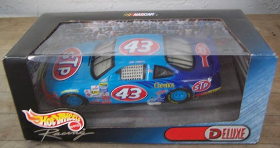 1999 Hot Wheels NASCAR John Andretti #43 STP