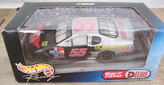 1999 Hot Wheels NASCAR Kenny Wallace #55 Aerosmith