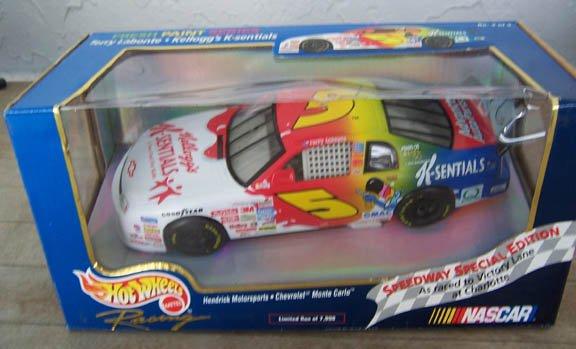 1999 Hot Wheels NASCAR Terry Labonte #5 Kellogg's K-senti
