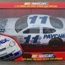 1999 Racing Champions NASCAR Brett Bodine #11 Paychex