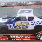 2000 Racing Champions NASCAR Joe Nemechek #33 Oakwood Homes