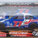 2000 Racing Champions NASCAR Robert Pressley #77 Jasper