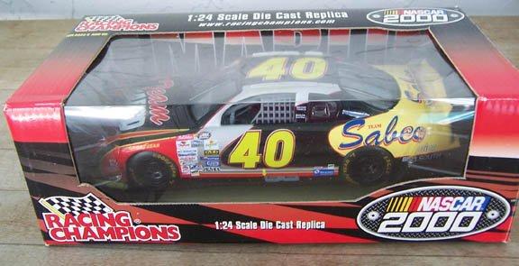 2000 Racing Champions NASCAR Sterling Marlin #40 Team Sabco