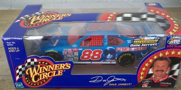 2000 Winner's Circle NASCAR Dale Jarrett  #88 Air Force