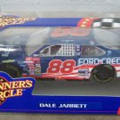 2000 Winner's Circle NASCAR Dale Jarrett  #88 Ford Quality Care
