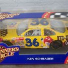 2000 Winner's Circle NASCAR Ken Schrader #36 M&M