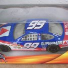 2001 Hot Wheels NASCAR Jeff Burton #99 Citgo Supergard