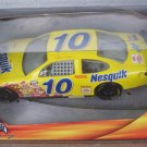 2001 Hot Wheels NASCAR Jeff Green #10 Nesquik