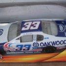 2001 Hot Wheels NASCAR Joe Nemechek #33 Oakwood Homes