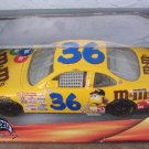 2001 Hot Wheels NASCAR Ken Schrader  #36 M&M