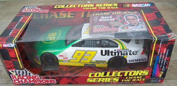 2001 Racing Champions NASCAR Dave Blaney #93 BP 1:24