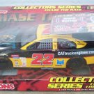 2001 Racing Champions NASCAR Ward Burton #22 CAT