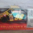 2002 Racing Champ. NASCAR Kenny Wallace #98 Stacker
