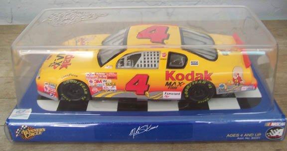 2002 Winner's Circle NASCAR Mike Skinner #4 Kodak