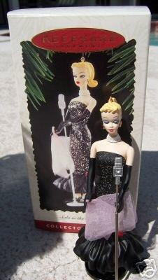 Hallmark Barbie Keepsake Ornament Solo in the Spotlight