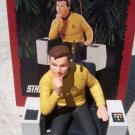 Hallmark Star Trek Ornament Captain James T. Kirk NEW