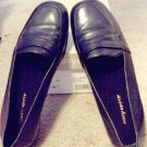 Easy Spirit Esoverby Black Leather Shoes 8-1/2 Like NEW
