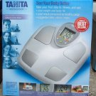 Tanita BF-555 Scale plus Body Fat Monitor NEW in Box