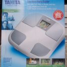 Tanita BF-625 Scale plus Body Fat Monitor NEW in Box