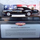 American Muscle 1966 GTO Anniversary Edition Black NEW