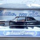 Anson Classic 1973 Cadillac Eldorado Black 1:18