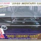 ERTL James Dean 1949 Mercury Coupe Black 1:18 MIB