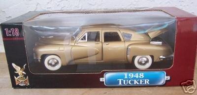 Road Legends Yat Ming 1948 Gold Tucker 1:18 NEW