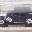 Signature Models 1930 Blue Packard LeBaron NEW 1:18