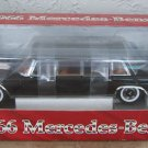 Sun Star 1966 Black Mercedes-Benz 600 1:18 NEW