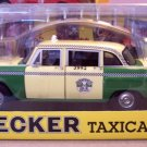 Sun Star Checker Taxicab Chicago 1981 NEW  1:18
